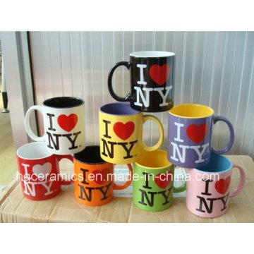 Advertisement Cup, Promotional Mug