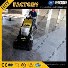 Moedor e polidor de piso de concreto