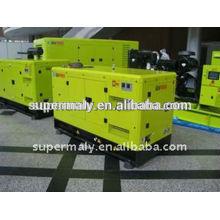 Генераторная установка 10-1600 кВт для производства, строительства, добычи полезных ископаемых
