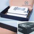 Custom flexo printing garment packaging box