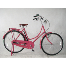 with Dynamo Light Lady Classic Bicycle (TR-016)