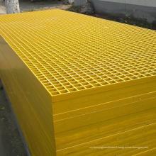 Caillebotis en fibre de verre pultrudée à haute résistance