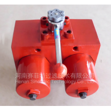 Série de filtres de conduite à haute pression SGF