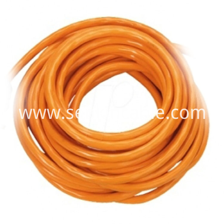 23AWG Copper Polyester Filling TS16949 TPU Cable