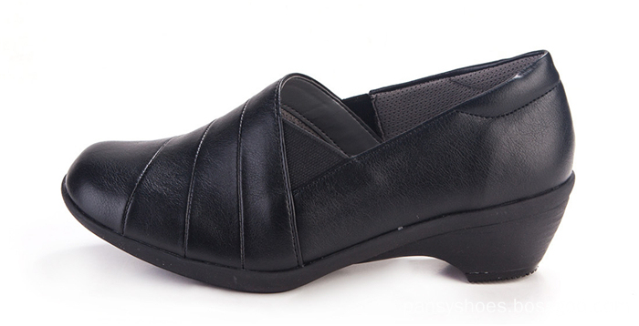elastic design casual shoes
