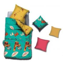 100 % Reactive Print Kid′s Bedding Set 121265