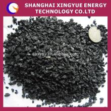 Carvão ativado com número de iodo de 6 a 12 milhas para purificação do ar