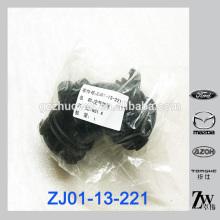 Tuyau d'air de voiture ZJ01-13-221 avec caoutchouc noir pour Mazda M3 1.6