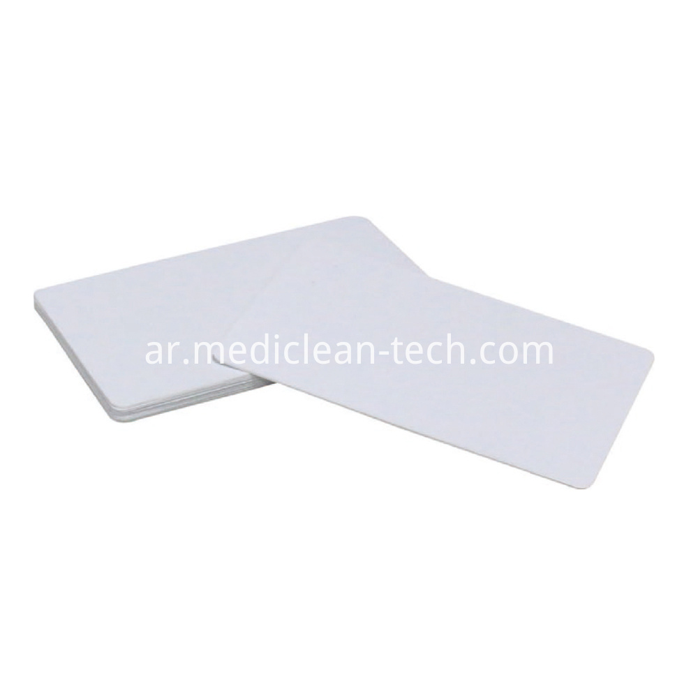 JVCDNP CX & DX Series Re-transfer Printer CR80 Adhesive Cleaning Card Kit