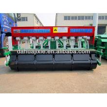 Machine rotative de fertilisation et de semis