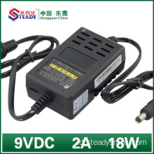 Tipe Desktop Power Adapter 9VDC 2A