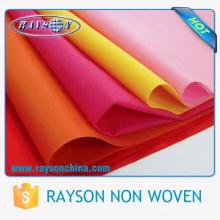 Embalagem personalizada sob medida para uso em embalagens PP Tecido não-tecido