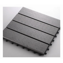 WPC DIY Decking Tiles / DIY WPC Decking Tile