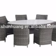 New design outdoor wound rattan chair garden wicker furniture