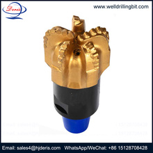 Cuerpo de acero Pdc Drill Bit For Oil Explore