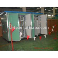 Metal Enclosure Power Distribution Transmission Substation