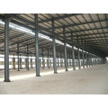 Parapet Wall Prefabricated Light Steel Structure Workshop (KXD-SSW99)