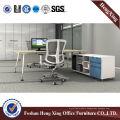 Elegant Style Simple Design Office Table Manager Desk (HX-6M046)