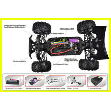 Sin cepillo RC coche de Radio Control juguetes, control de velocidad Motor brushless