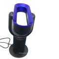 Precio de fábrica Portátil 1800 vatios pantalla digital termostato de mesa interior calentador de ventilador