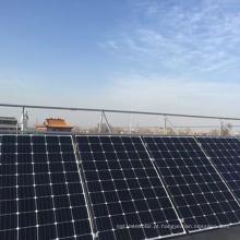 Painel solar monocristalino Painel fotovoltaico