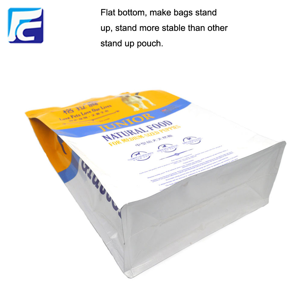 Dog Food Packaging Bag