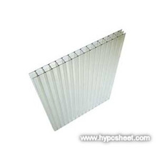 12mm Triple Wall PC Hollow Sheet