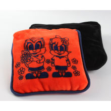 100% полиэстер Super Soft Flannel Fleece Blanket с подушкой / детским одеялом