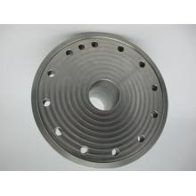 Piezas de mecanizado de acero inoxidable
