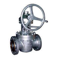 ANSI Lifting Plug Valve with Flanged Connection