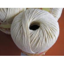 Fibra Natural 100% Fio Girado de Bambu para Tricotar
