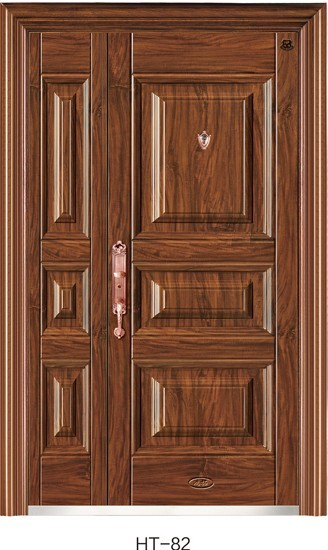 New design home door china manufacturer for Home door design