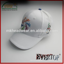 custom olympics embroidery sport cap