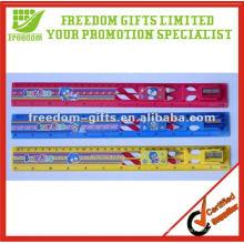Regla promocional del regalo promocional 30cm