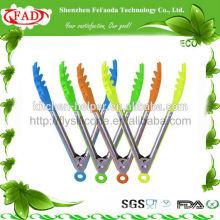 2014 productos nuevos pinzas de silicona de cocina