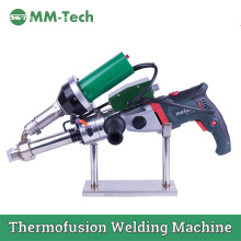 Hand plastic extrusion welder With METABO Driving Motor