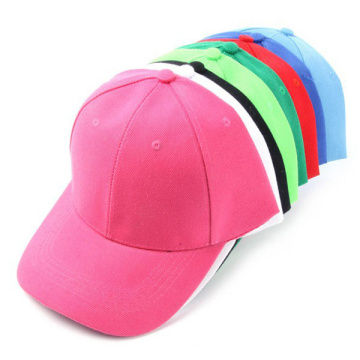 High Quality Embroidery Bright Colored Baseball Caps and Hats