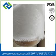 Tissu de fibre de verre d'isolation à hautes températures