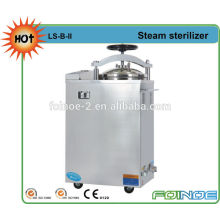CE approved Electric-heated vertical autoclave sterilizer price