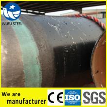 Круг стальной трубы 660 мм для сварки под землей