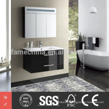 MDF bathroom cabinet Hot sell wall mounted MDF bathroom cabinet