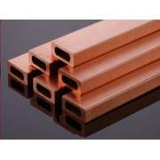 Different Wall Thickness Rangularect Silver Copper Alloy Tubes Tag0.1