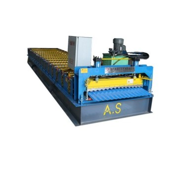 High+Quality++Corrugated+Roll+Forming+Machine