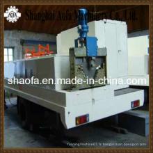 Machine de formage de rouleaux de feuilles d'armoires (AF-MIC120)