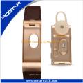 New Style Echtes Lederband Digitaluhr Smart Watch für Männer Frauen Huawei Design