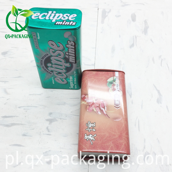 mint candy box
