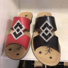 Slipper Sandal Tongs Thin Dames Femmes Chaussures D'injection Diamante