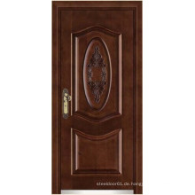 Stahltüren Holzdekor gepanzerte Tür/gepanzerte Türen aus Holz