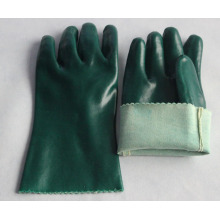 china cheap PVC working gloves for industry