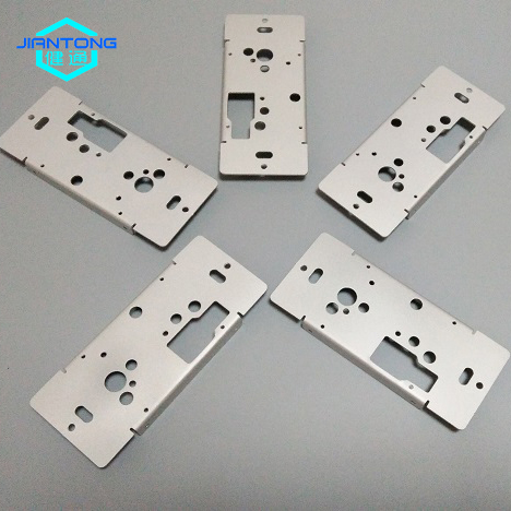 Aluminum Laser Cutting And Bending 2